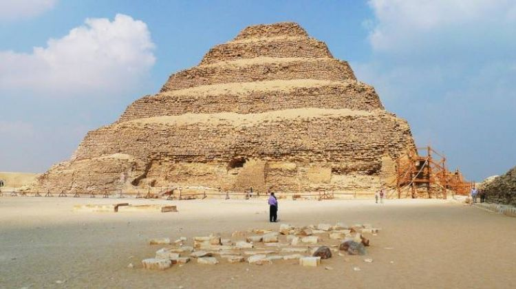 Pyramids, Petra, Promised Land with Cruise - 19 days