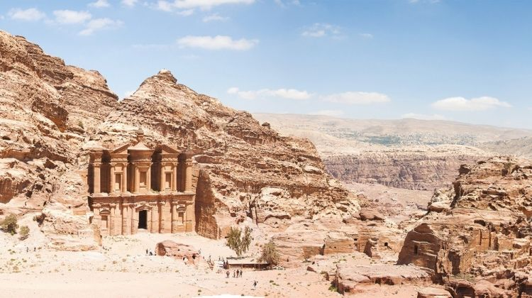 Pyramids to Petra 2017/18