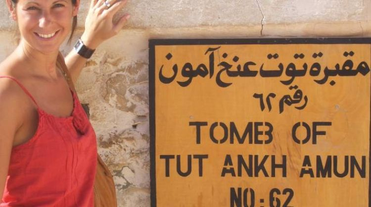 Pyramids to Petra with Cruise - 15 days