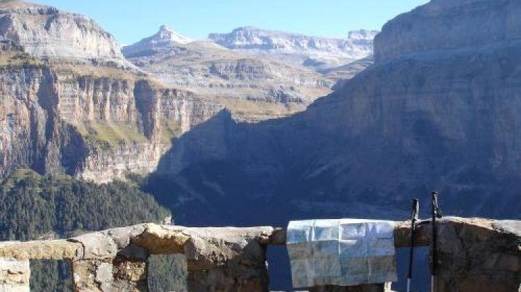Pyrenees Ordesa Canyons Walk