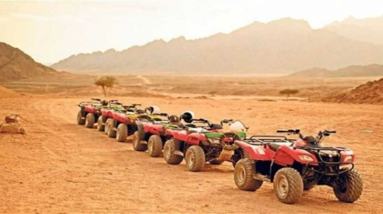 Quad Biking Tour in Hurghada