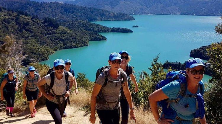 Queen Charlotte and Abel Tasman Hike