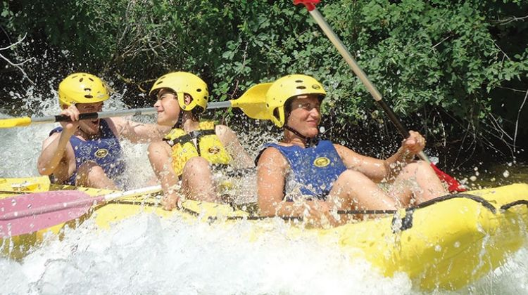 Rafting Experience on Cetina River-from Split and Trogir