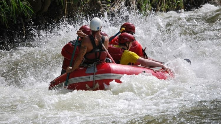 Rafting from San Jose to Arenal