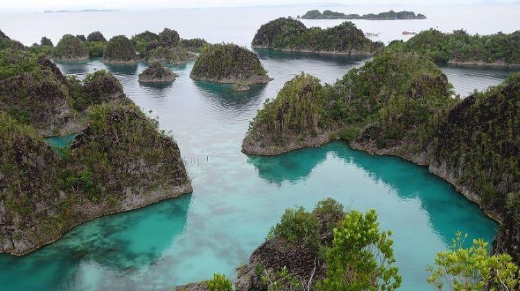 Raja Ampat Islands Adventure Cruise