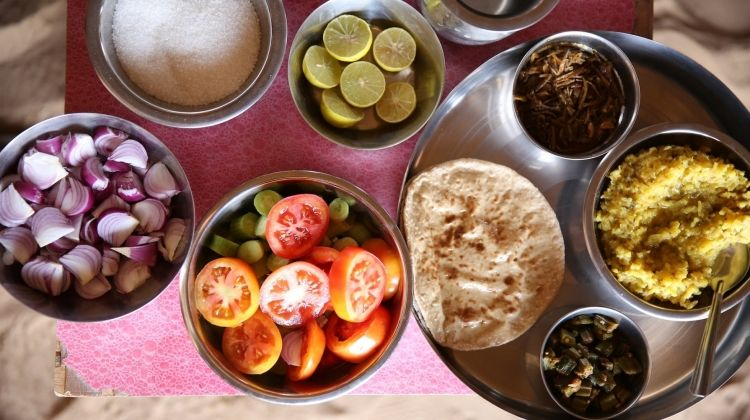 Rajasthan Artisan Village Tour with Jaipur Rugs Foundation - Includes Traditional Lunch
