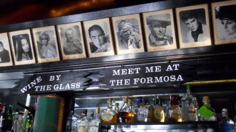 Re-Visit Old Hollywood Through Its Bars & Restaurants