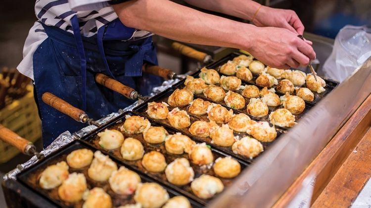 Real Food Adventure - Japan