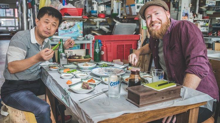 Real Food Adventure - South Korea