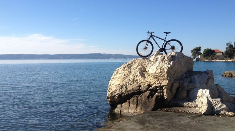 Recreational Cycling Tour on Marjan Hill
