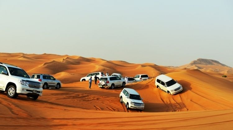 Red Dune Desert Safari - Dubai
