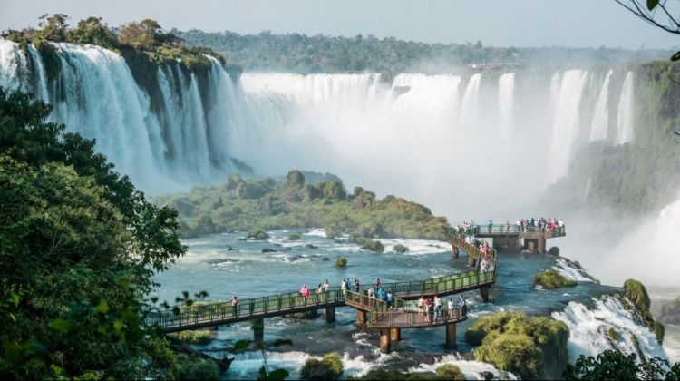 Rio de Janeiro and Foz do Iguazu Experience