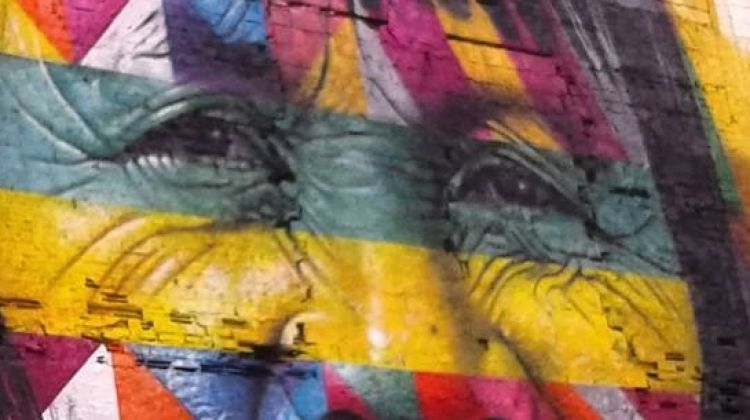 Rio Urban Arts Walking Tour