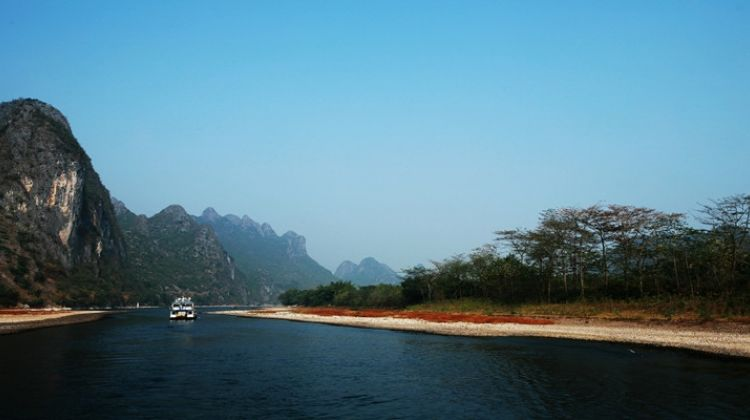 River Cruise & Chinese Painting + Calligraphy