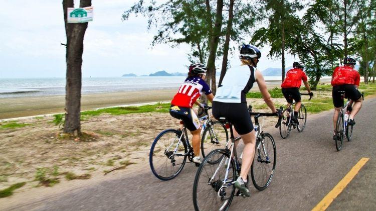 Road Cycling Bangkok to Phuket