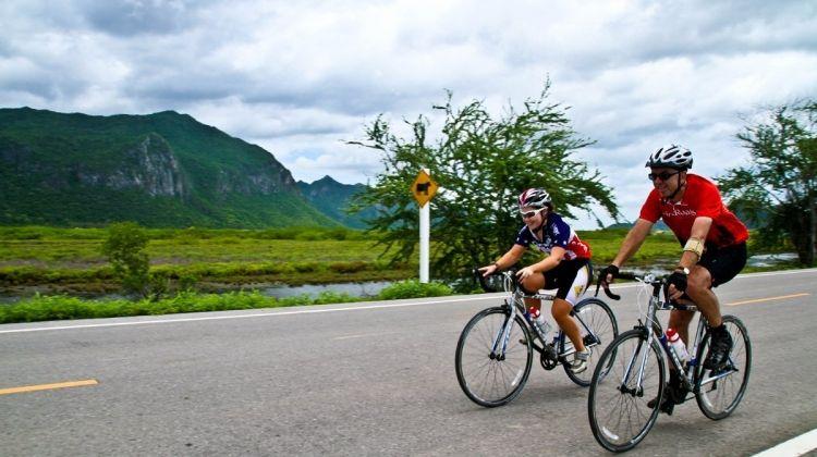Road Cycling Pattaya