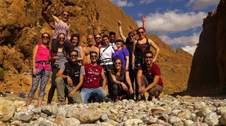 Rock Climbing & Adventure in Todra Gorge