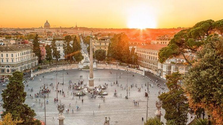 Rome 3-Hours Villa Borghese Tour