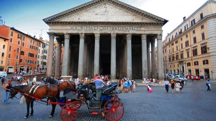 Rome Art and Architecture Tour
