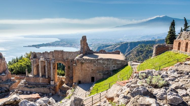 Rome to Sicily