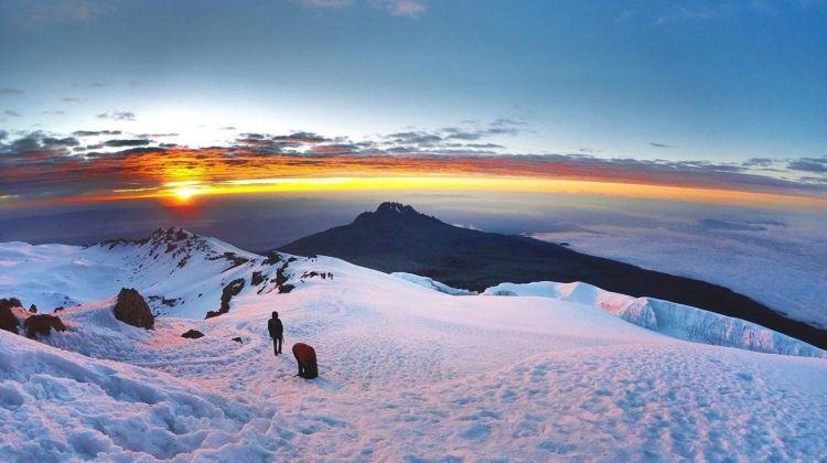 Rongai Route, Silver Level Climb