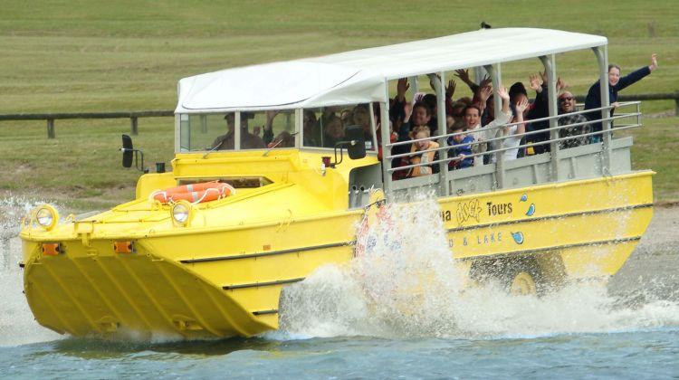 Rotorua City & Lakes Tour
