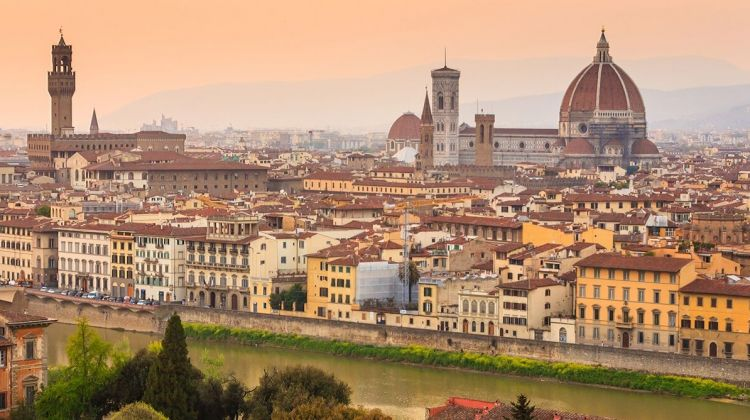 Round-trip to Florence by High-Speed Train