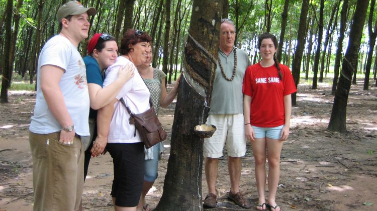 RTV07: Cuchi Tunnels and Ho Chi Minh City tour full day