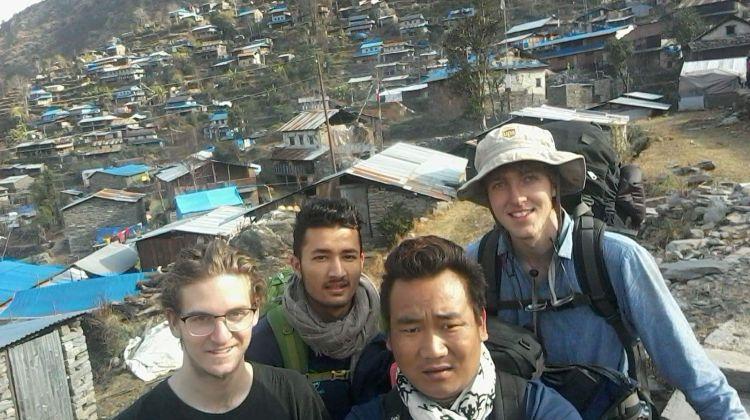 Ruby Valley Ganesh Himal Trek / Pangsang Pass
