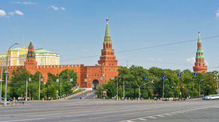 Russian Capitals Tour