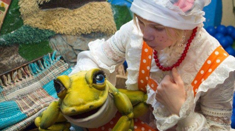 Russian Fairy-Tale House in St. Petersburg