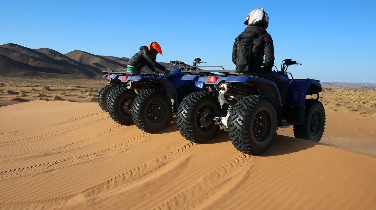 Sahara Quad Bike Adventure