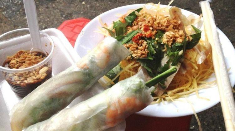 Saigon Street Food by Night