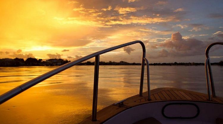 Saigon Sunset Tour by Speedboat