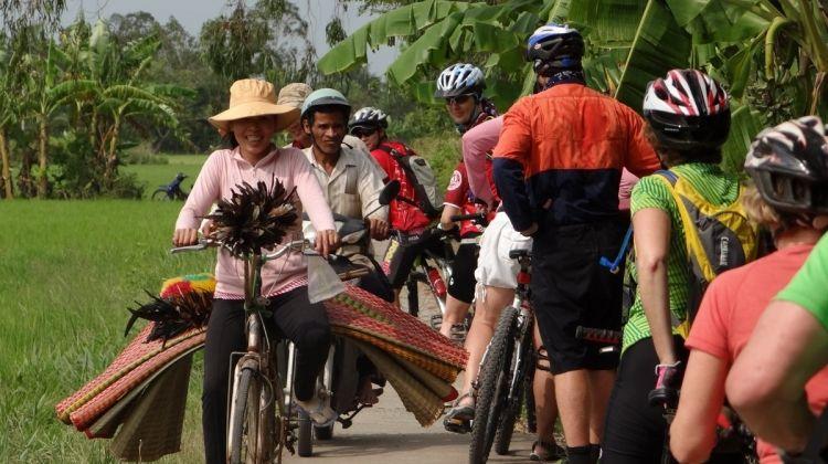Saigon to Bangkok by Bicycle