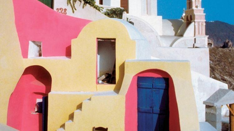 Sail Greece - Mykonos to Santorini