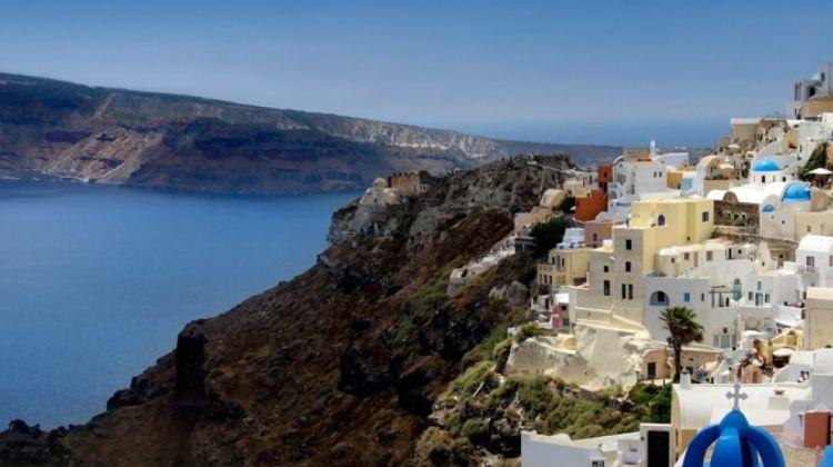 Sail Greece Santorini To Mykonos