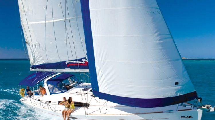 Sail Greece - Santorini to Mykonos