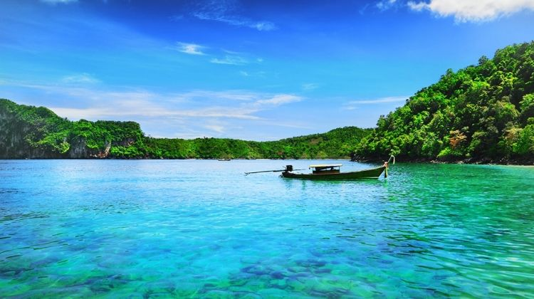Sail Ko Phi Phi to Phuket