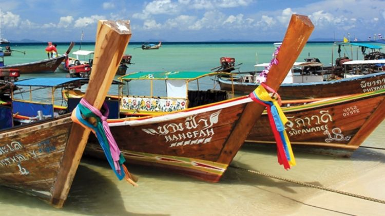 Sail Phuket to Ko Phi Phi