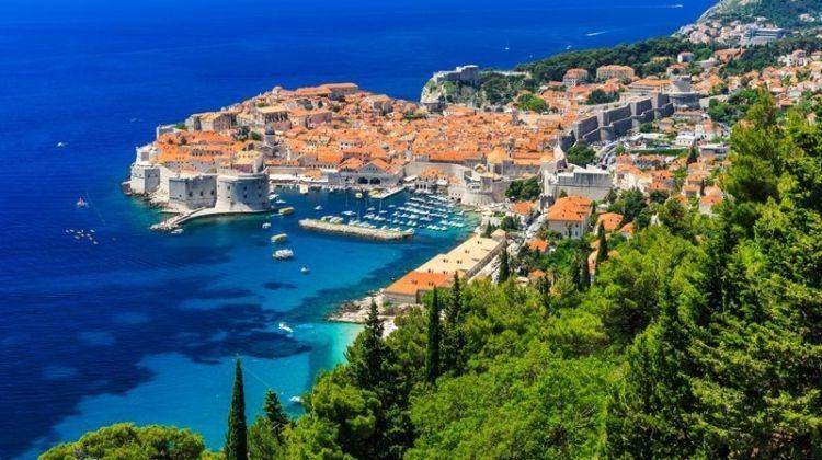 Sail Split to Dubrovnik-Above Deck