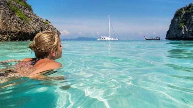 Sailing Thailand - Phuket to Phuket — Plus