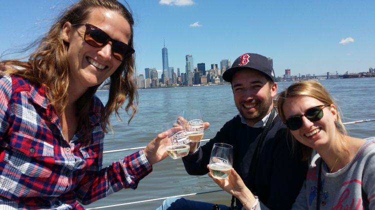 Sailing Tour in NY Harbor