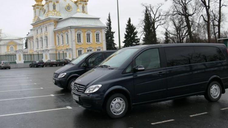 Saint Petersburg Departure Transfer