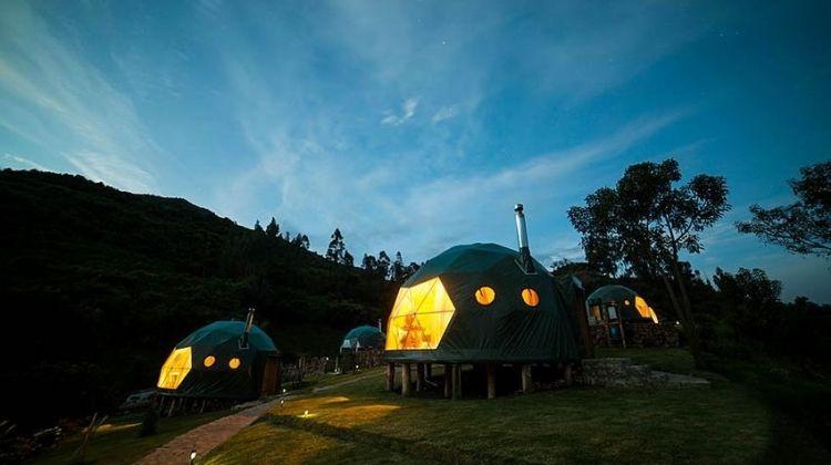 Salkantay Eco-Dome Trek to Machu Picchu 5D/4N