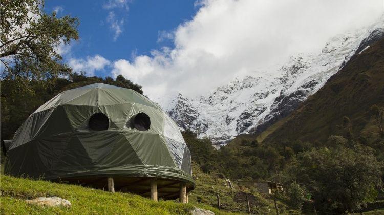 Salkantay Luxury Eco-Dome Trek to Machu Picchu 5D/4N