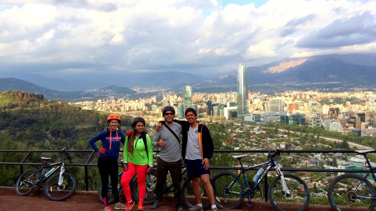 San Cristobal Hill Bike Tour