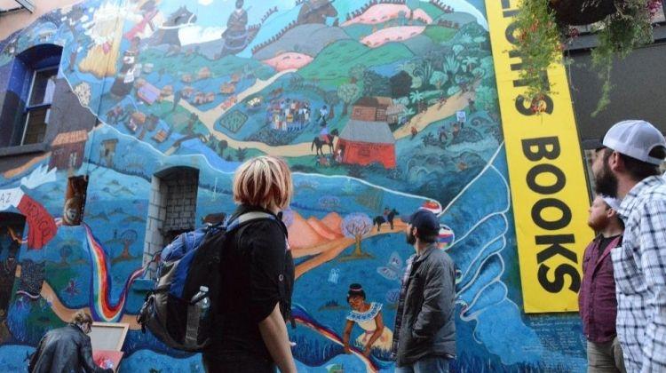 San Fran's Culture and Colour Tour