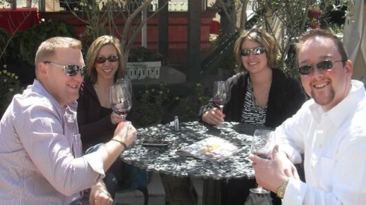 San  Francisco Half Day Wine Tour