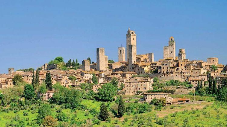 San Gimignano Tour from Siena